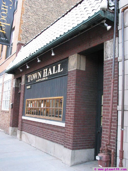Town Hall Pub , Chicago