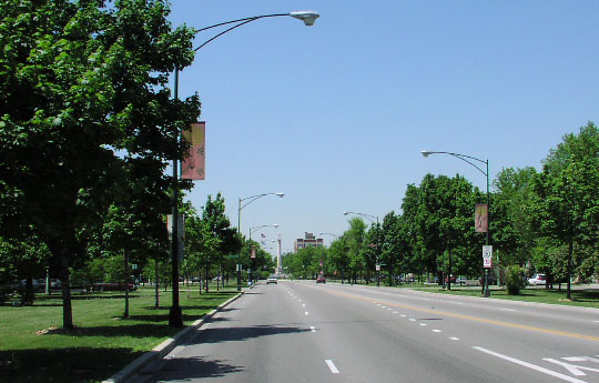 Logan Boulevard , Chicago