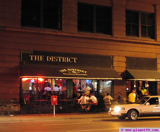 District Brewpub , Minneapolis