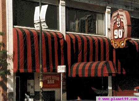 Gay Nineties Theatre Cafe , Minneapolis