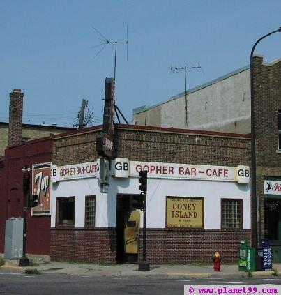 St Paul , Gopher Bar