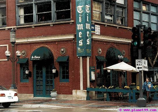 Times Bar and Cafe , Minneapolis