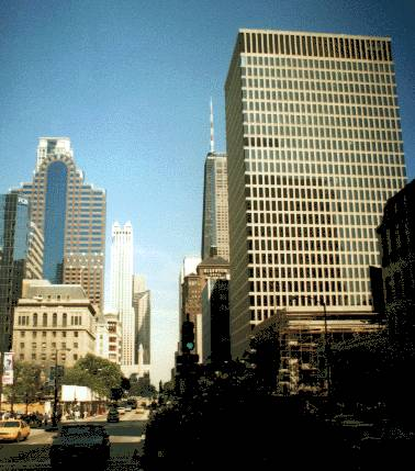 Magnificent Mile  , Chicago
