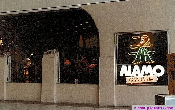 Alamo Bar and Grill , Bloomington