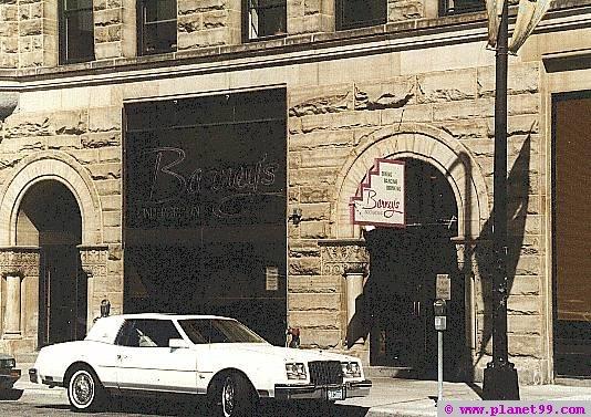 Barney's Underground , Minneapolis