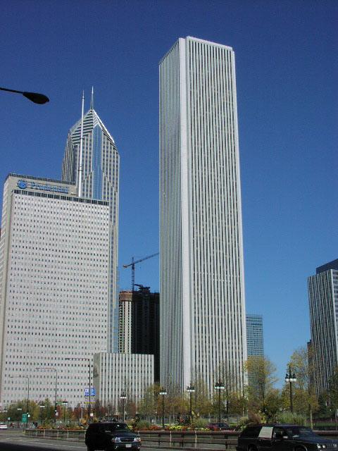 Chicago , Amoco Building