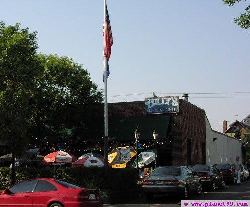 Billy's Bar and Restaurant , St Paul