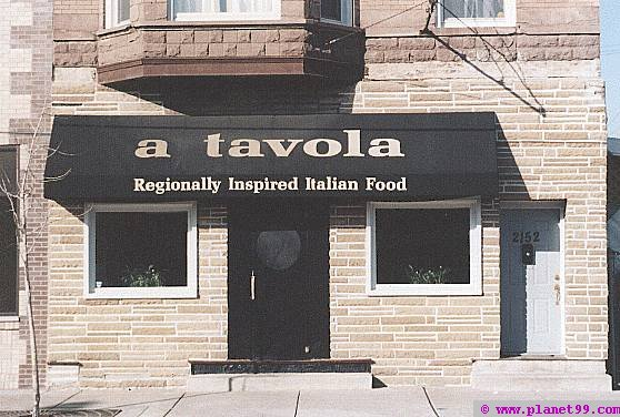 A Tavola , Chicago