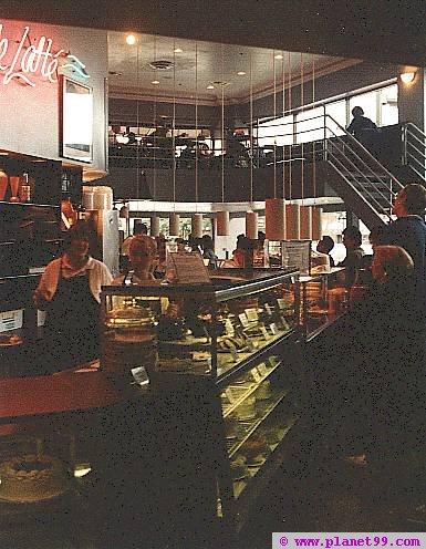 Cafe Latte , St Paul