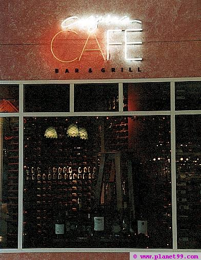 California Cafe Bar and Grill , Minneapolis