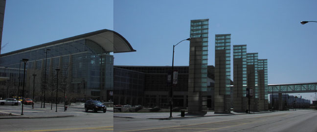 McCormick Place , Chicago