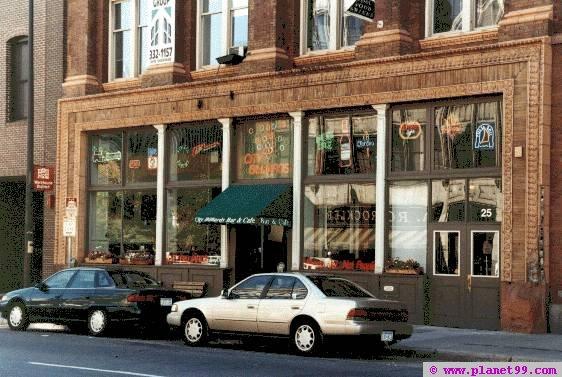City Billiards Bar and Cafe , Minneapolis