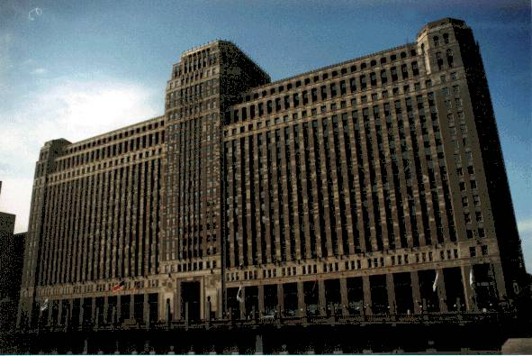 Merchandise Mart , Chicago