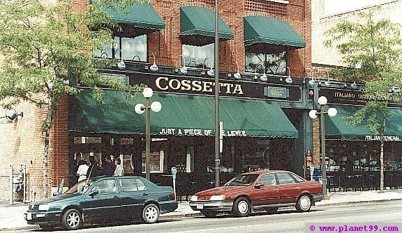 Cossetta Restaurant , St Paul
