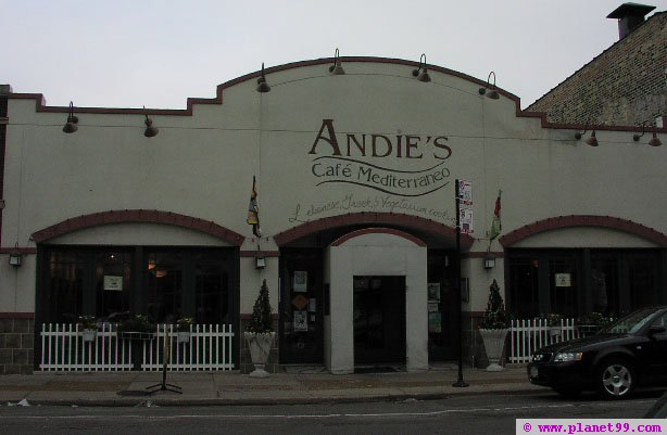 Andies Restaurant , Chicago