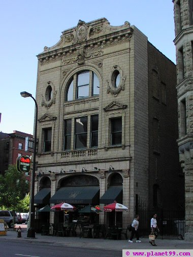 Gluek's Restaurant , Minneapolis
