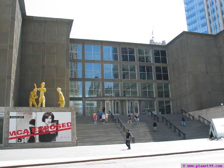 Museum of Contemporary Art , Chicago