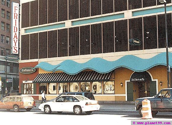 Italianni's , Minneapolis