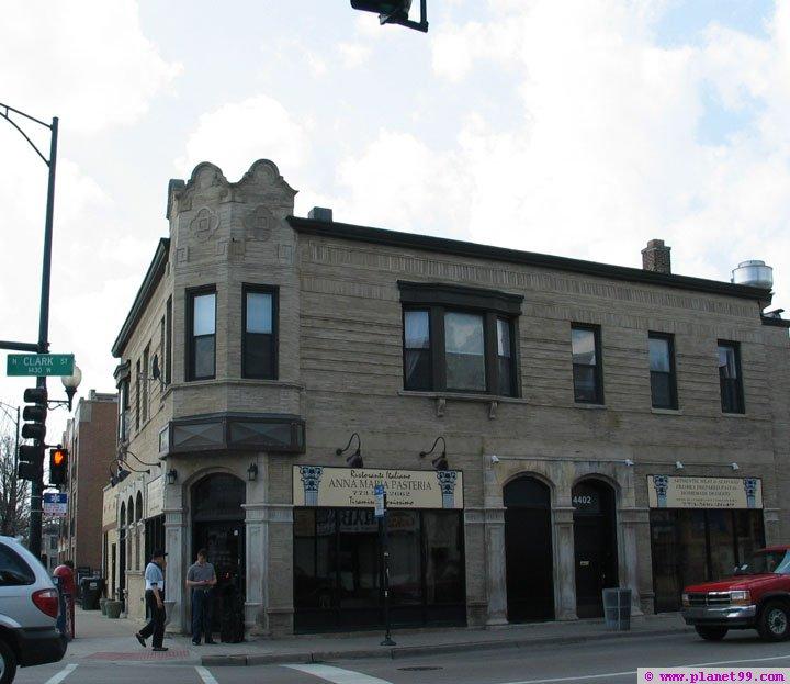 Anna Maria Pasteria , Chicago