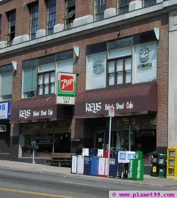 Key's Restaurant , St Paul