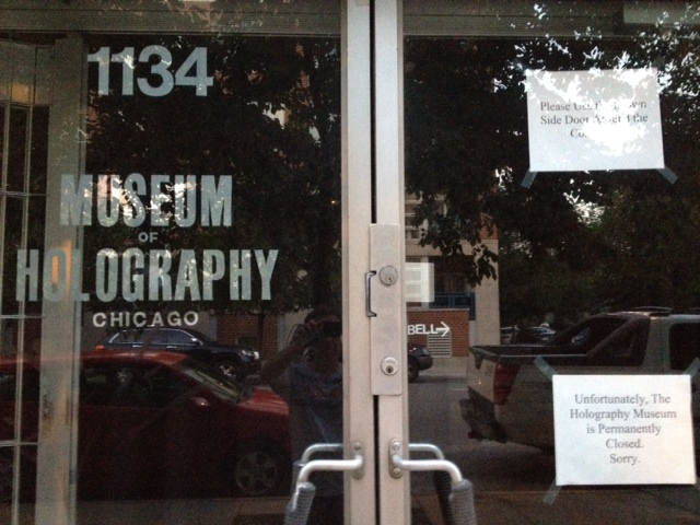 Museum of Holography  , Chicago