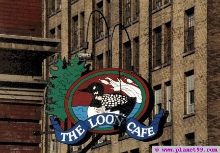 Loon Cafe , Minneapolis