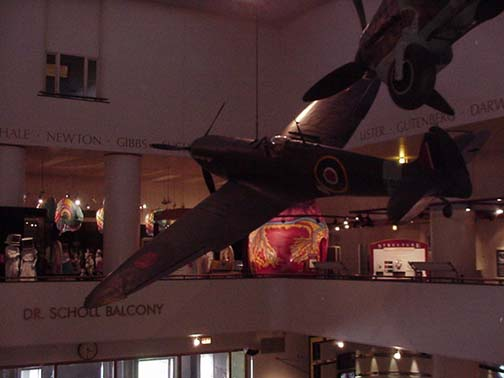 Museum of Science and Industry , Chicago