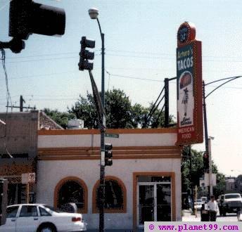Chicago , Arturo's Tacos