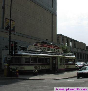 Mickey's Diner , St Paul