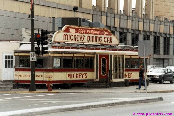 Mickey's Diner , St Paul