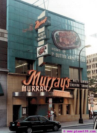 Murray's , Minneapolis