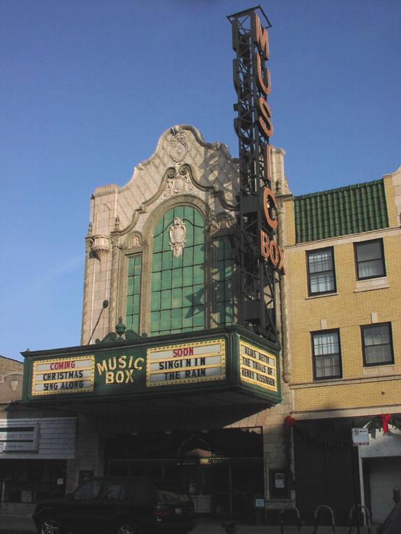 Music Box , Chicago