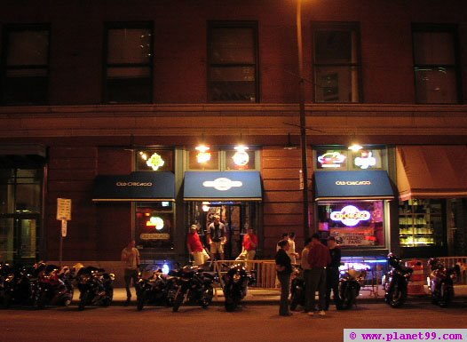 Old Chicago Restaurant , Minneapolis