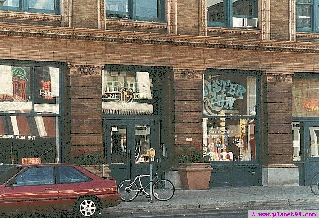 Minneapolis , Pizza Luce'