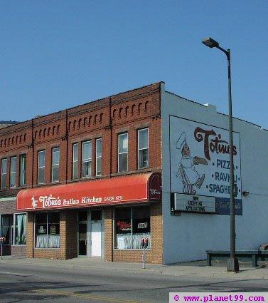 Totino's Italian Kitchen , Minneapolis