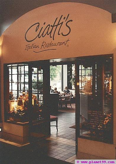 St Paul , Ciatti's