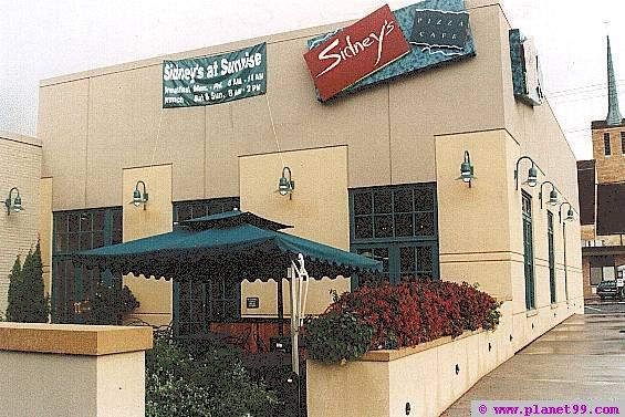 Sidney's , St Paul