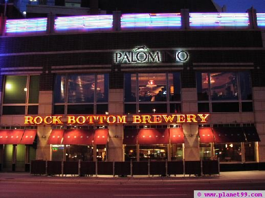 Rock Bottom Brewery , Minneapolis