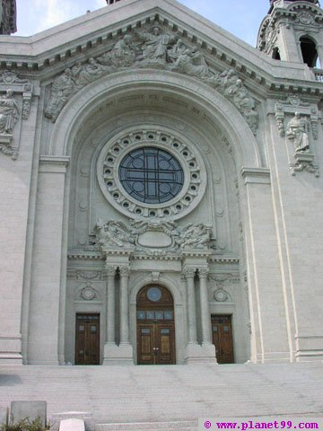 Cathedral of St Paul , St Paul