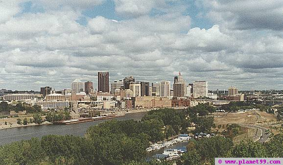 St Paul - Skyline , St Paul