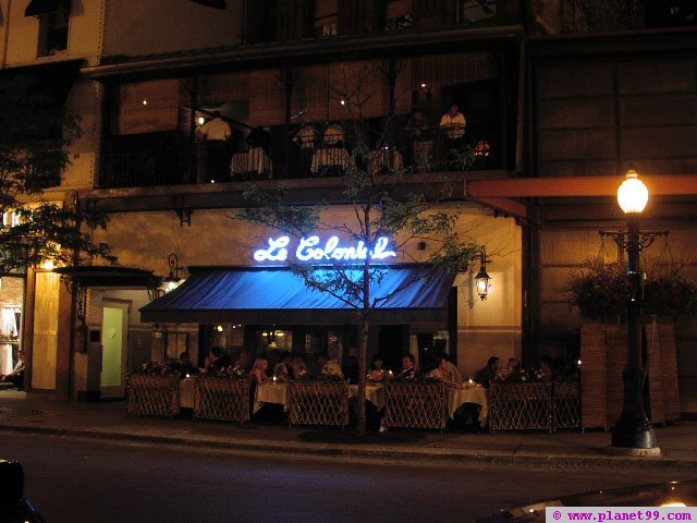 Le Colonial , Chicago