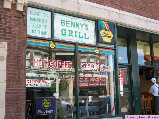 Benny's Grill , Chicago