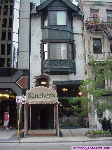 Shucker's , Chicago