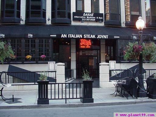 Jilly's Piano Bar , Chicago