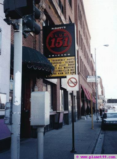 Club 151  , Chicago