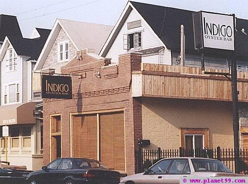 Indigo Oyster Bar  , Chicago
