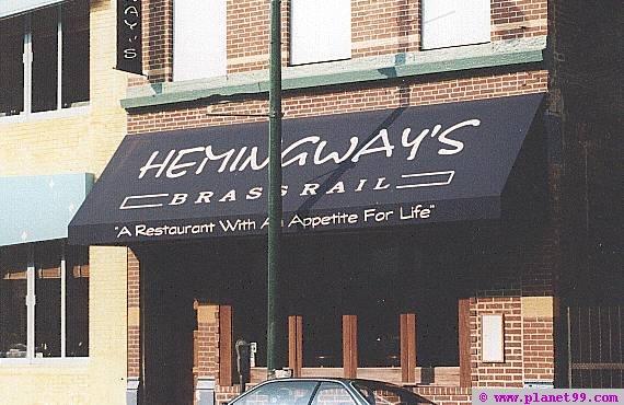 Hemingway's  , Chicago