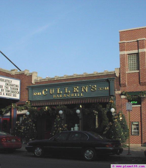 Cullen's , Chicago
