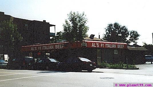 Chicago , Al's #1 Italian Beef