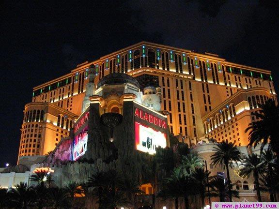 Aladdin  , Las Vegas